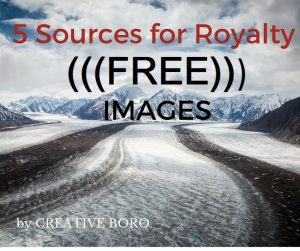 Top 5 Sources for Royalty Free Images to Use for your Website