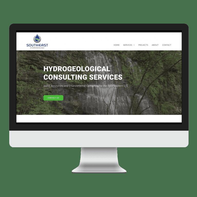 Consulting Website Designer in Nashville, TN