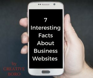 7 Interesting Facts About Business Websites