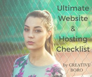 Checklist for Web Design, Hosting, and Support