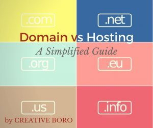 Domain vs Hosting: A Simplified Guide