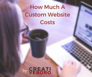 How Much a Custom Website Costs in Murfreesboro or Franklin or Nashville