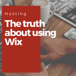Never Use Wix for Web Hosting. Here's Why: