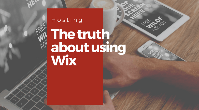 Truth About Wix Hosting
