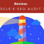 Google SEO Audit Using Lighthouse Chrome Extension