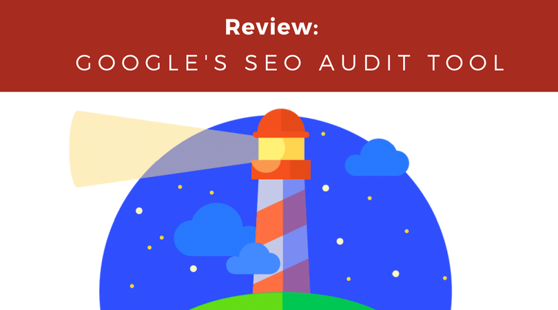 review google lighthouse seo audit